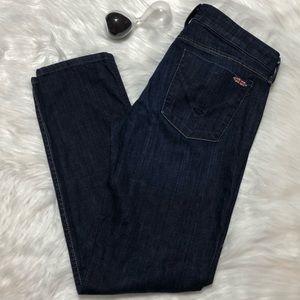 Hudson Jeans Skinny Straight Leg Jeans